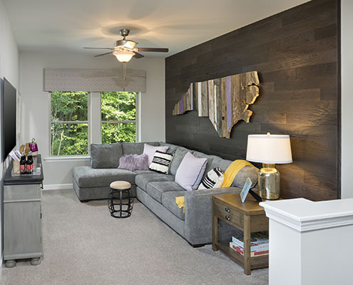 Kathy Andrews Interiors David Weekley Homes Chapel Run Pinegate 5748 Durham Retreat cropped