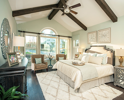 Kathy Andrews Interiors David Weekley Homes Montclair Honeycutt 5608 Wendell NC Master cropped