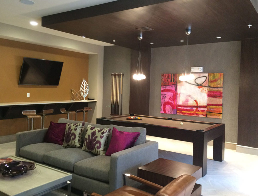 High Quality ... Multifamily Interior Design Kathy Andrews Interiors Interior  Architecture Ceiling And Wall Details 10 ...