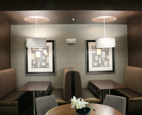 Multifamily Interior Design Kathy Andrews Interiors Interior Architecture Ceiling and Wall Details 4