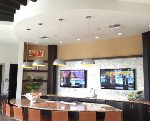 Multifamily Interior Design Kathy Andrews Interiors Interior Architecture Ceiling and Wall Details