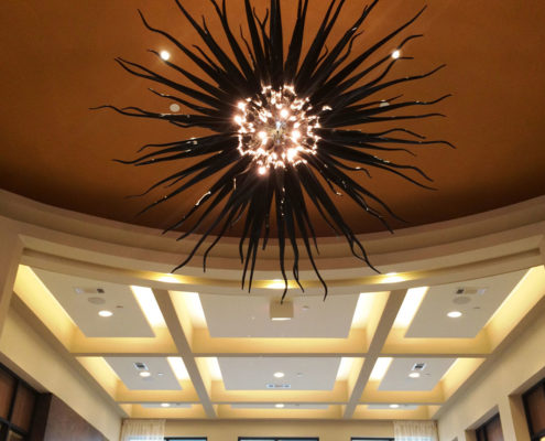 Multifamily Interior Design Kathy Andrews Interiors Interior Architecture Ceiling and Wall Details 6