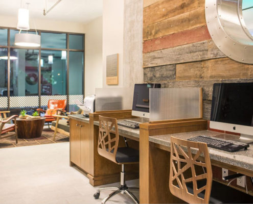 Multifamily Interior Design Kathy Andrews Interiors Interior Architecture Wall and Graphics 7