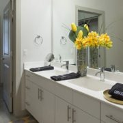 Multifamily Interior Design Kathy Andrews Interiors Multifamily The Corazon Model vanity
