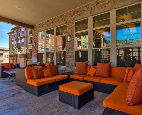 Multifamily Interior Design Kathy Andrews Interiors Multifamily Outdoor Bell Ken-Caryl Lounge