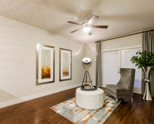 Kathy Andrews Interiors Grand at the Dominion Multifamily Model Living