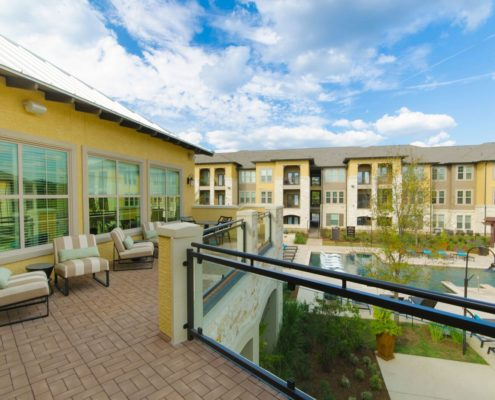 Kathy Andrews Interiors Multifamily Leasing and Amenity Center Grand at the Dominion Outdoor