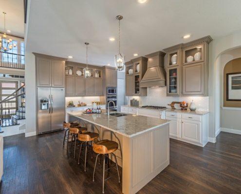 Kathy Andrews Interiors Landon Homes Lexington Country Heritage Series 450 Frisco Texas Kitchen
