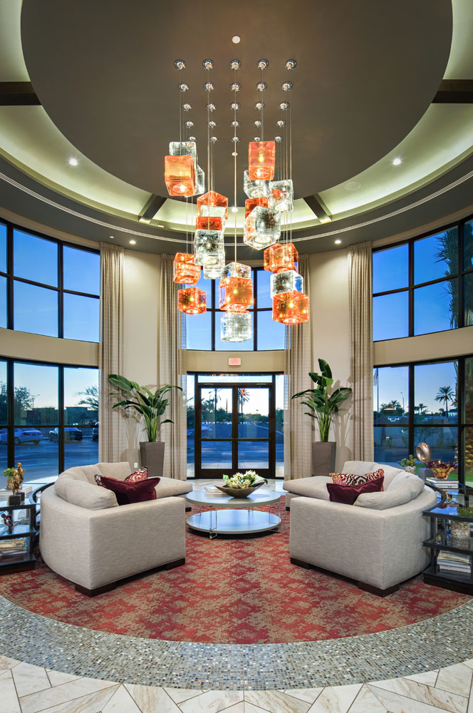 The Core Scottsdale High Rise and Mid Rise Kathy Andrews Interiors