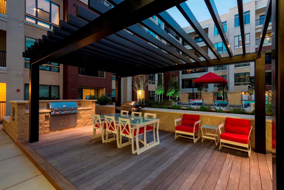 Kathy Andrews Interiors Multifamily Interior Design Outdoor Ascent at CityCentre6