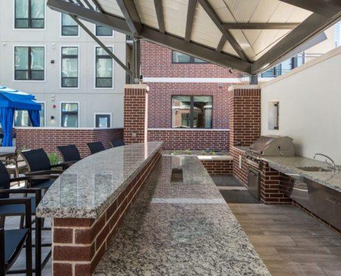 Kathy Andrews Interiors Multifamily Interior Design Outdoor Broadstone Skyline6