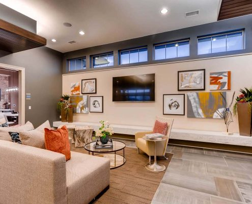 Kathy Andrews Interiors Multifamily Interior Design Leasing and Amenity Centers Touchstone Clubhouse 2