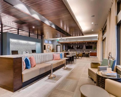 Kathy Andrews Interiors Multifamily Interior Design Leasing and Amenity Centers Touchstone Clubhouse 3