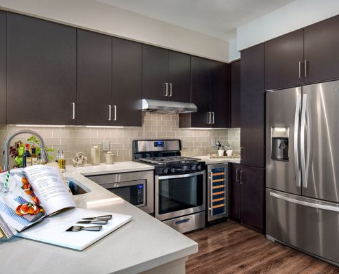 Kathy Andrews Interior Multifamily Interior Design The Core Scottsdale Model 4
