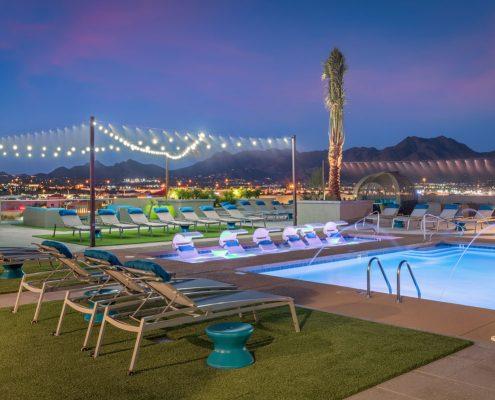 Kathy Andrews Interiors Multifamily Interior Design The Core Scottsdale Outdoor 7