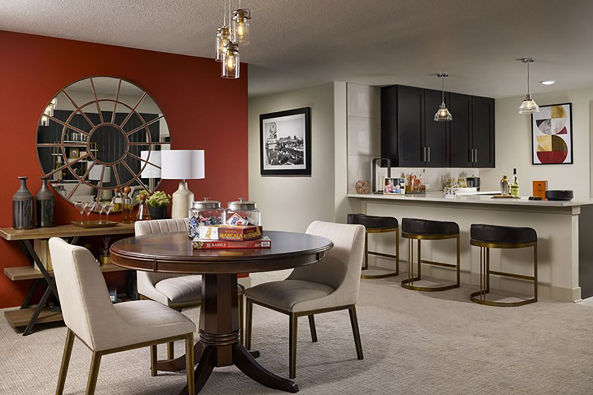 Kathy Andrews Interiors David Weekley Homes Encore at Anthem