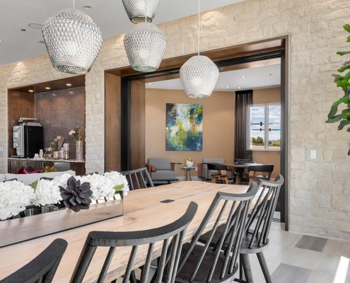 Kathy Andrews Interiors Multifamily Interior Design Leasing and Amenity Center Gateway Arvada Ridge Lobby 2