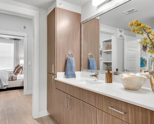 Kathy Andrews Interiors Multifamily Interior Design Model Units Gateway Arvada Ridge Model Unit 5