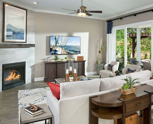 Kathy Andrews Interiors David Weekley Homes Active Adult Living Encore at Briar Chapel Wakeford Family cropped