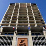Multifamily Interior Design - Hotel Zaza Exterior