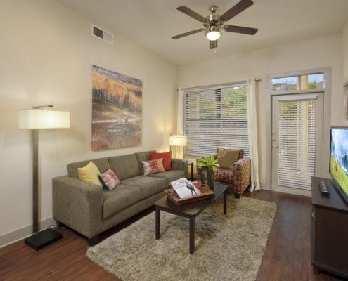 Kathy Andrews Interiors Asset Plus Student Housing Model 25Twenty Lubbock TX 2B Living lo res