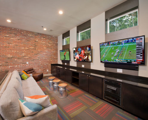 Kathy Andrews Interiors Asset Plus Student Housing The Domain at Oxford MS Game 2