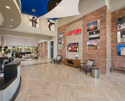 Kathy Andrews Interiors Asset Plus Student Housing The Domain at Oxford MS Leasing 4