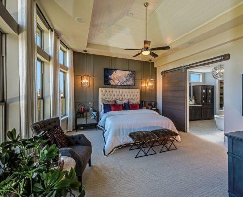 Kathy Andrews Interiors Landon Homes Lexington John R Landon Executive Series 785 Frisco Texas 2 Master Bed