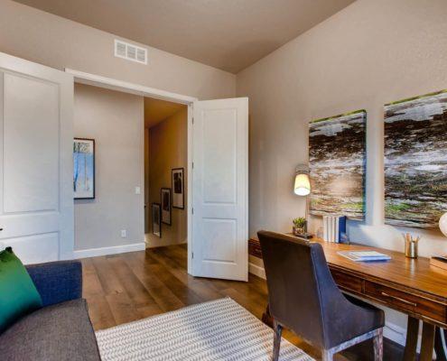 Kathy Andrews Interiors Richfield Homes The Ridge at Harmony Road Windsor CO Study