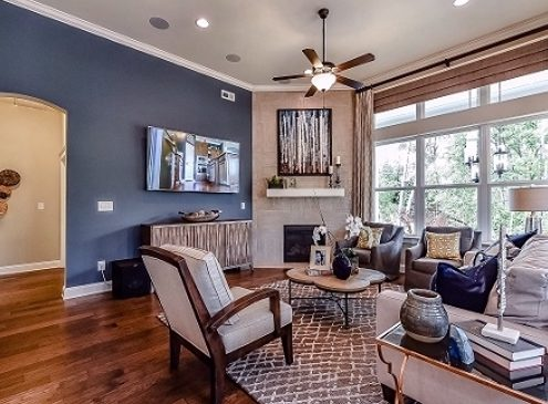 Parkside at Skybrook North Salvadore Plan Kathy Andrews Interiors Gold Winner 350k to 399k-large_family room