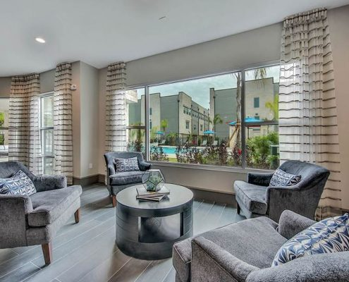 Kathy Andrews Interiors Multifamily Interior Design Streamsong Resident Retreat