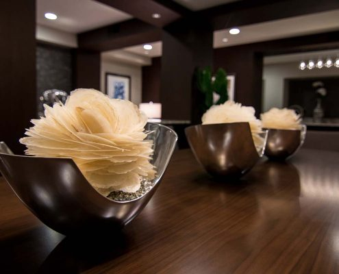 Kathy Andrews Interiors Multifamily Interior Design Leasing and Amenity Center Pearl Residences at CityCentre Clubroom 5