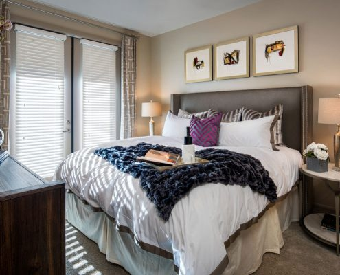 Kathy Andrews Interior Multifamily Interior Design The Core Scottsdale Model 3
