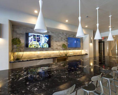 Kathy Andrews Interiors Multifamily Interior Design Alexan 5151 Outdoor Living