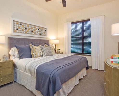 Kathy Andrews Interiors Multifamily Interior Design Model Unit Alexan Spring Crossing 4