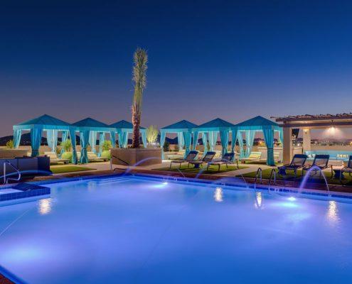 Kathy Andrews Interiors Multifamily Interior Design The Core Scottsdale Outdoor 5