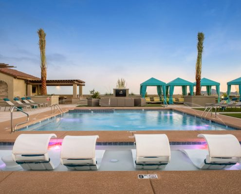 Kathy Andrews Interiors Multifamily Interior Design The Core Scottsdale Outdoor 6